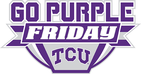 Go Purple Friday TCU, Presented By TCU Campus Store